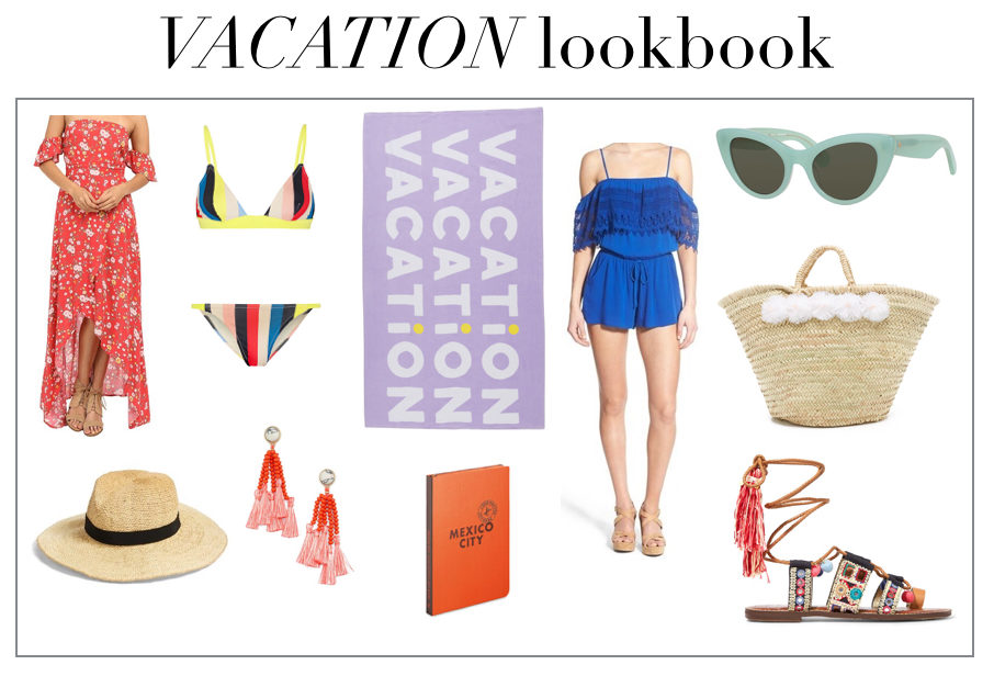Vacation Lookbook