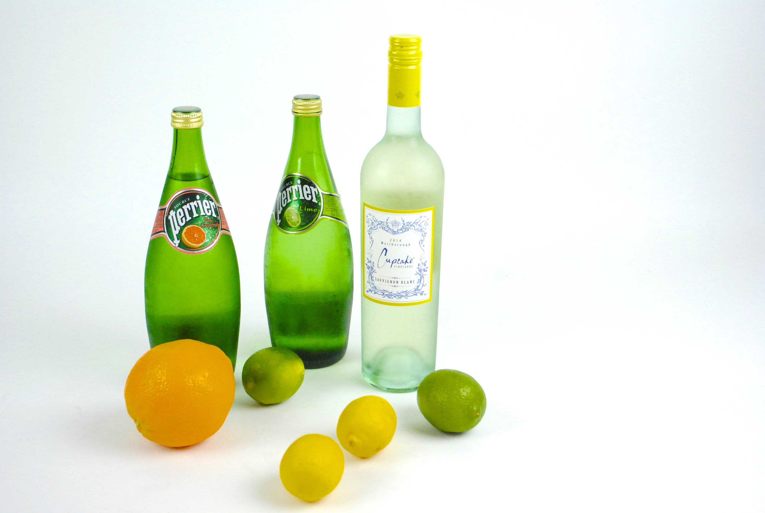 The Simple Citrus Spritzer