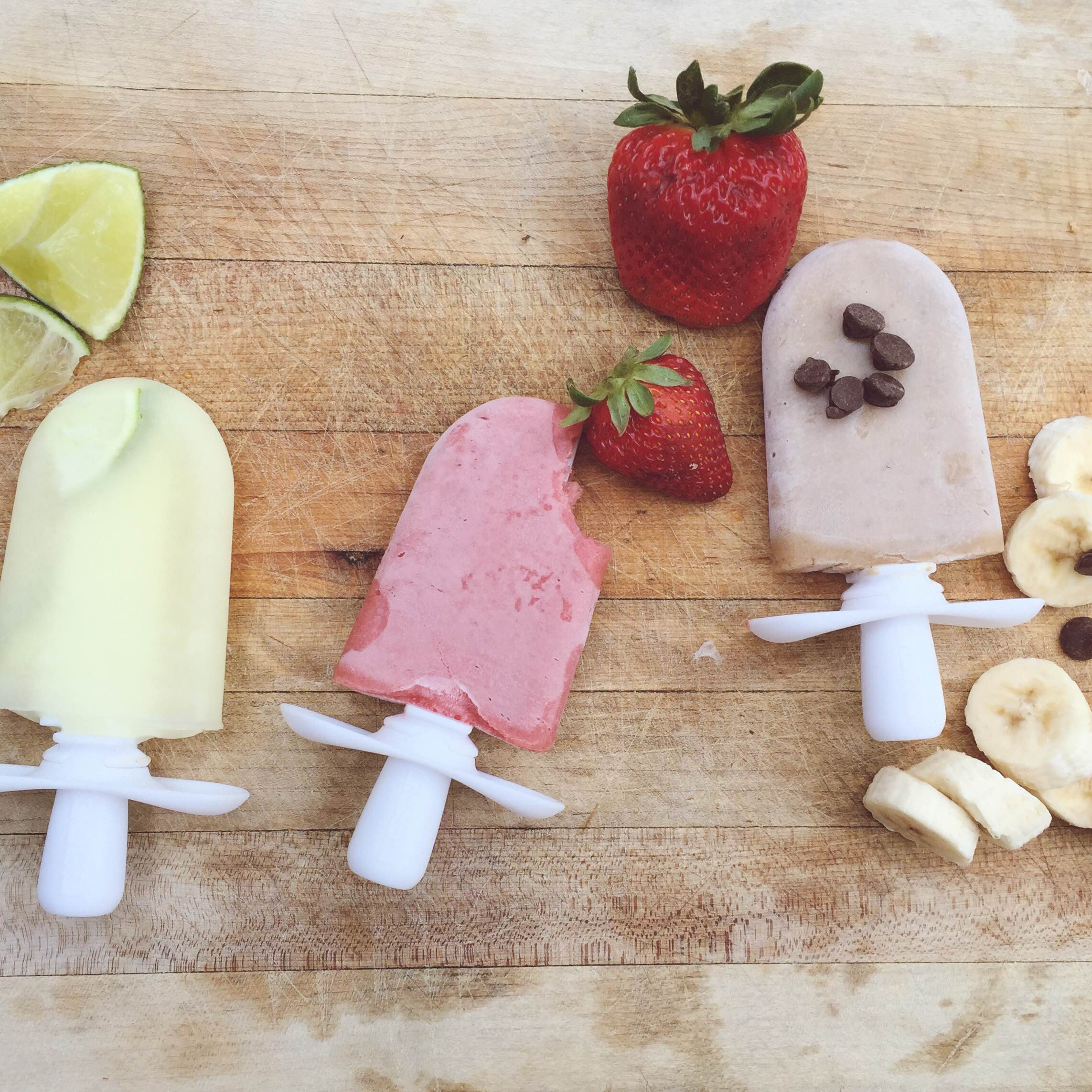 Zoku Summer Popsicles